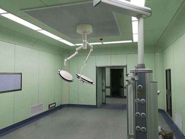 医疗洁净板在医院净化工程中的作用及应用范围