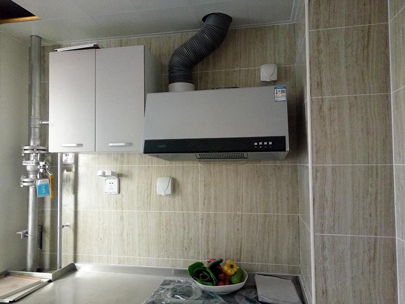 北京装配式公租房—无机预涂板应用