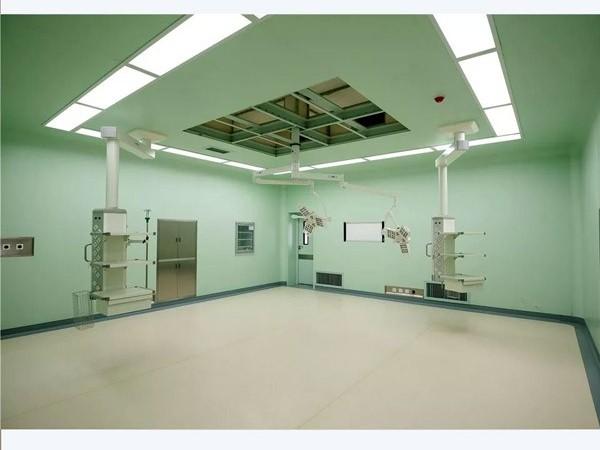无机预涂板在医院洁净手术室净化工程中的应用