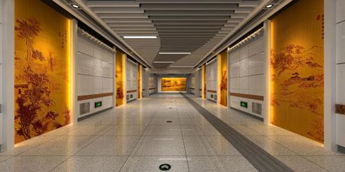 湖南长沙地铁1号线 (10)