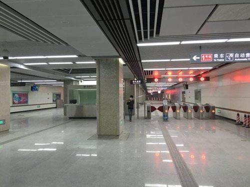 湖南长沙地铁1号线 (5)
