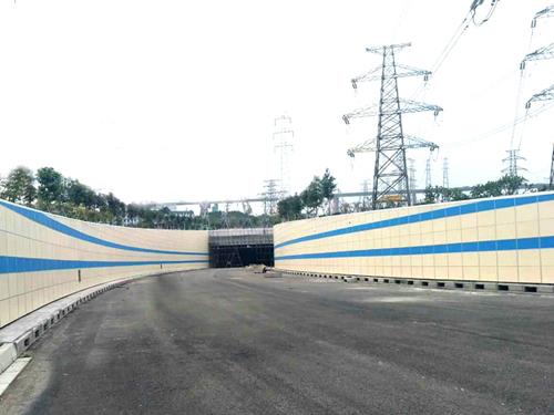 黄浦区港前路南海神庙隧道 (0016)