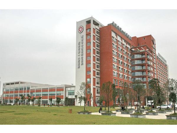 四川成都市第一人民医院—无机预涂板项目