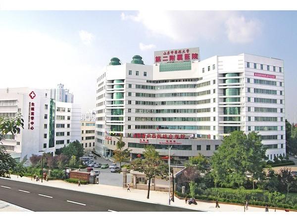 山东中医药大学第二附属医院—鲁泰无机预涂板应用