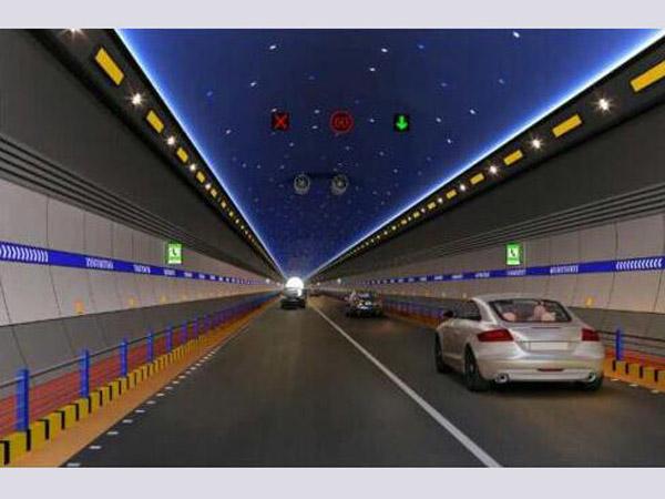 云南市政隧道--隧道防火装饰板项目
