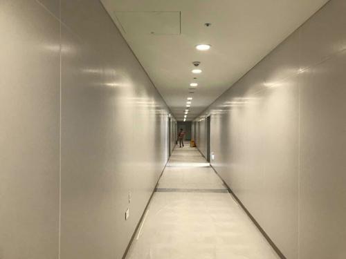 无机预涂板使用效果好是什么样的原因,鲁泰建筑来告诉你