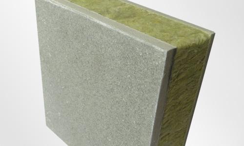 真石漆保温装饰一体板