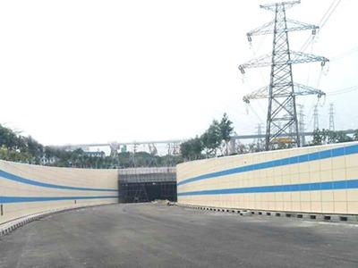 广东黄浦区港前路南海神庙—隧道装饰板项目