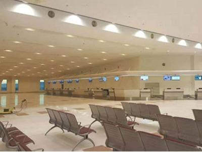 新乌兰巴托国际机场—无机预涂板应用