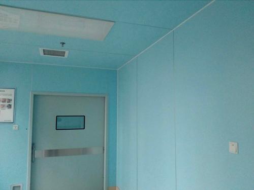 鲁泰建筑浅析 如何保证医用洁净板的使用效果